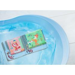 """Книжка для ванны """"Лемур Джордж"""", фото , изображение 6"""