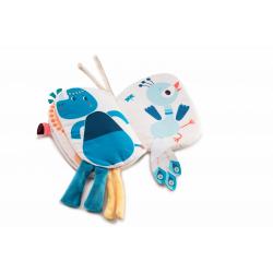 """Книжка-игрушка мини """"Фламинго Анаис"""", фото , изображение 4"""