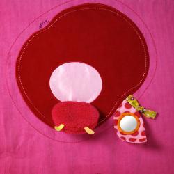 86289 Божья коровка Лиза: развивающий коврик в кроватку, фото , изображение 2