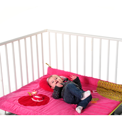 86289 Божья коровка Лиза: развивающий коврик в кроватку, фото , изображение 4