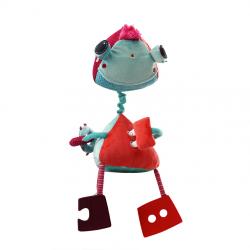 Лягушенок: развивающая игрушка Lilliputiens, фото