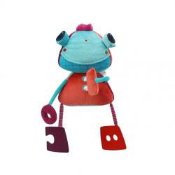 Лягушенок: развивающая игрушка Lilliputiens, фото , изображение 10