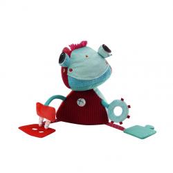 Лягушенок: развивающая игрушка Lilliputiens, фото , изображение 2