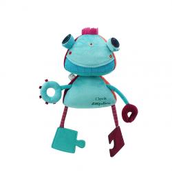Лягушенок: развивающая игрушка Lilliputiens, фото , изображение 3