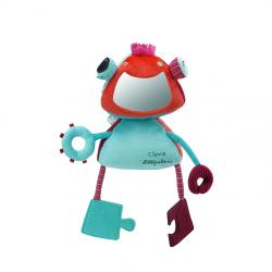 Лягушенок: развивающая игрушка Lilliputiens, фото , изображение 5