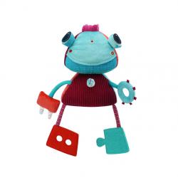 Лягушенок: развивающая игрушка Lilliputiens, фото , изображение 7
