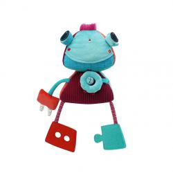 Лягушенок: развивающая игрушка Lilliputiens, фото , изображение 8