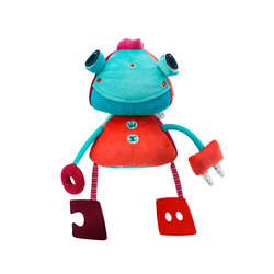 Лягушенок: развивающая игрушка Lilliputiens, фото , изображение 9