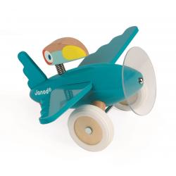 """Каталка-самолет для малышей """"Диего"""", фото"""
