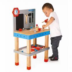 """Верстак детский """"Brico'Kids"""" с магнитными инструментами: 40 аксессуаров, фото"""