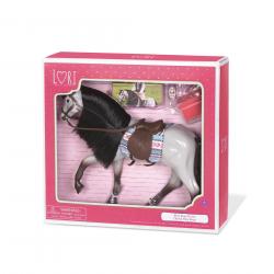 """Лошадь породы """"Роанская голубая"""" с аксессуарами, фото , изображение 2"""