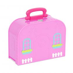 """Набор игровой """"Спальня"""" в чемоданчике, фото , изображение 4"""