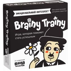 Игра-головоломка BRAINY TRAINY УМ462 Эмоциональный интеллект, фото