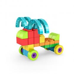 Конструктор: Набор из 8 моделей. Сова, серия QBOIDZ, штрих-код 5291664002812 ст.6, фото , изображение 12