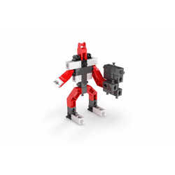 Конструктор: Покорители Космоса. Зевс, серия STEM HEROES, штрих-код 5291664003154, ст.18, фото , изображение 2