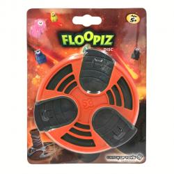 Доп. набор CATCHUP TOYS FP-004D-ORA Floopiz Disc (Orange), фото