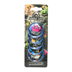 Жетоны CATCHUP TOYS SS-002T-BLU Spider Spin. Collective Tokens (Blue), фото