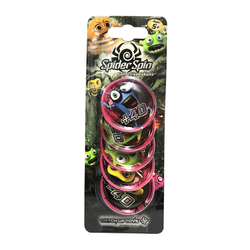 Жетоны CATCHUP TOYS SS-002T-PIN Spider Spin. Collective Tokens (Pink), фото