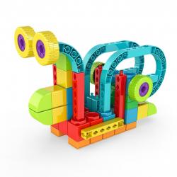 Конструктор: Набор из 8 моделей. Сова, серия QBOIDZ, штрих-код 5291664002812 ст.6, фото , изображение 8