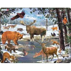 LARSEN FH32 - Животные Северной Европы FH32, фото