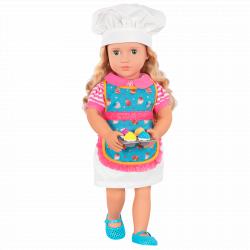Кукла 46 см ДеЛюкс Дженни, фото