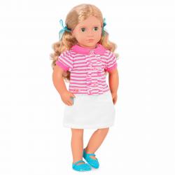 Кукла 46 см ДеЛюкс Дженни, фото , изображение 5