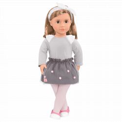 Кукла 46 см Бина, фото