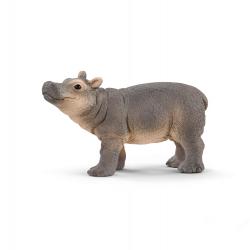 SCHLEICH Детеныш бегемота 14831, фото
