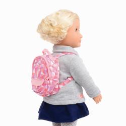 Школьный рюкзак с аксессуарами, фото , изображение 2
