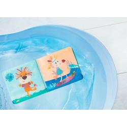 """Книжка для ванны волшебная """"Крокодил Анатоль"""", фото"""