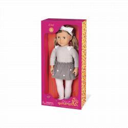 Кукла 46 см Бина, фото , изображение 4