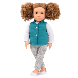 Кукла 46 см Мила, фото , изображение 2