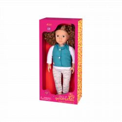 Кукла 46 см Мила, фото , изображение 5
