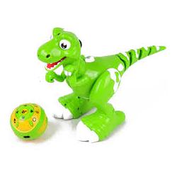 """Робот """"Джанглзавр"""", радиоуправляемый (Зеленый), фото , изображение 8"""