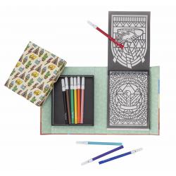 """Набор для создания витражных рисунков """"Солнечный день"""", фото , изображение 2"""