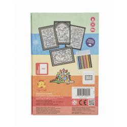 """Набор для создания витражных рисунков """"Солнечный день"""", фото , изображение 3"""