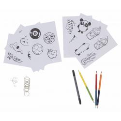 """Набор для создания украшений """"Веселые кулоны"""", фото , изображение 3"""