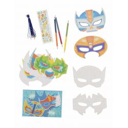 """Набор для создания масок """"Время героев"""", фото , изображение 3"""