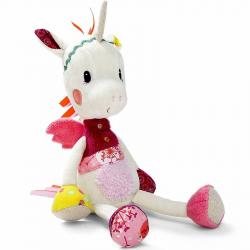 86822 Единорожка Луиза: мягкая игрушка в подарочной упаковке, фото , изображение 4