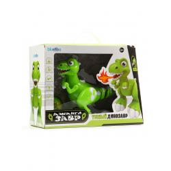 """Робот """"Джанглзавр"""", радиоуправляемый (Зеленый), фото , изображение 6"""