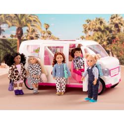 """Набор игровой """"Автобус"""" с аксессуарами, фото , изображение 8"""