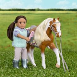 """Лошадь породы """"Американская пятнистая"""" с аксессуарами, фото , изображение 2"""