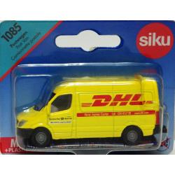 SIKU Почтовый фургон DHL 1085, фото , изображение 2