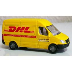 SIKU Почтовый фургон DHL 1085, фото , изображение 4