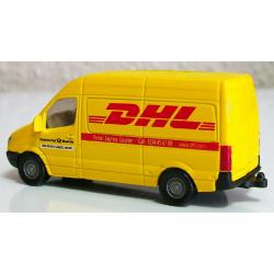 SIKU Почтовый фургон DHL 1085, фото , изображение 5