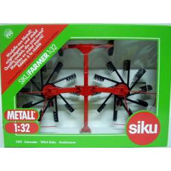 SIKU Прицеп - рыхлитель 2451, фото , изображение 4