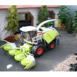 SIKU Комбайн для сборки кукурузы (1:32) 4058, фото , изображение 7