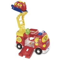 VTECH Большая пожарная машина 80-151326, фото , изображение 2