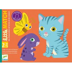 """DJECO Детская карточная игра """"Совпадение"""" 05061, фото"""