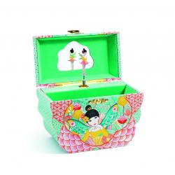 DJECO Музыкальная шкатулка Цветочная мелодия 06081, фото
